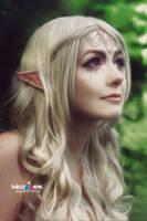 Fairy Face by MazzAank