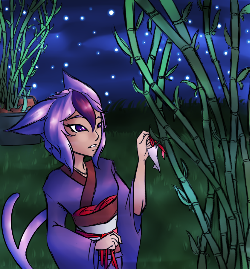 Lt event tying wishes by mochiroon on deviantart for Art 1576 cc