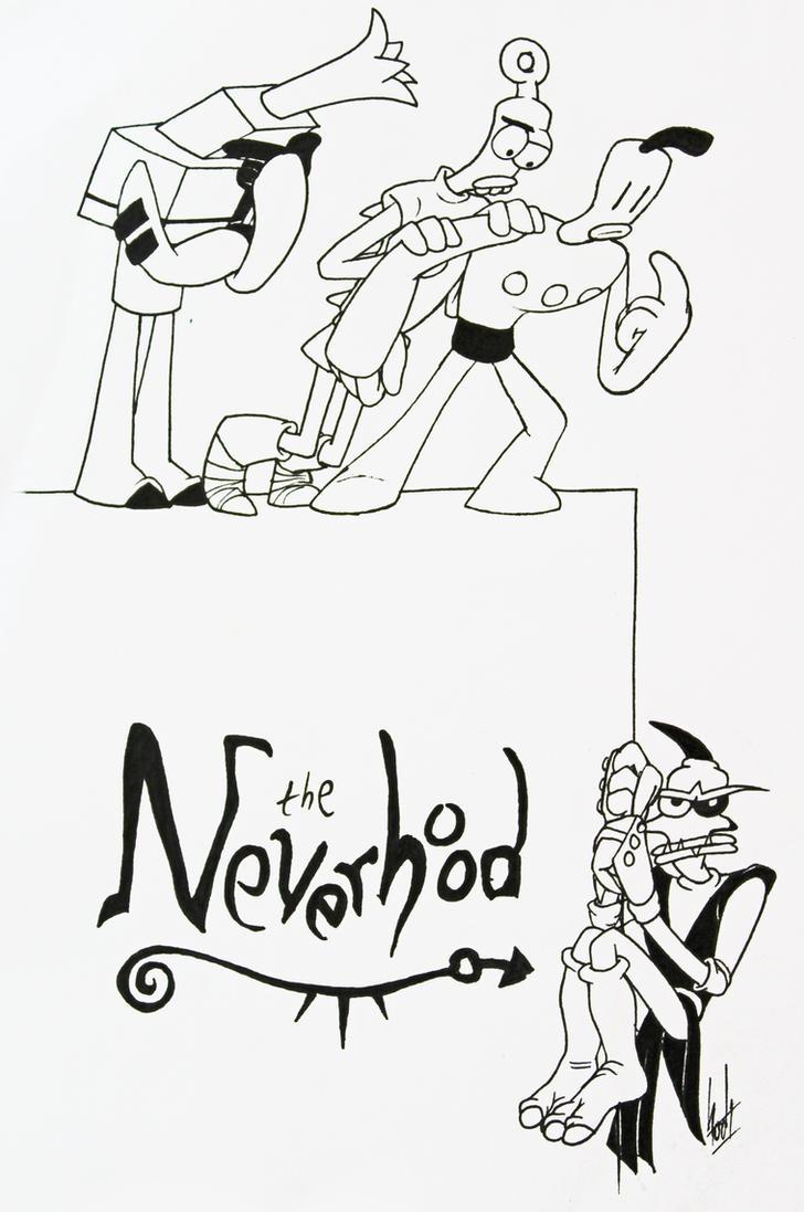 The Neverhood by SilverSoo