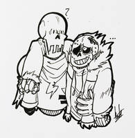 The Horror Brothers by SilverSoo