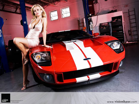 Ford GT 1 :: Vision Haus