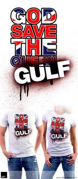 'God Save The Gulf' T-shirt