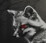 Ghost Fox Icon by 37DeadBones