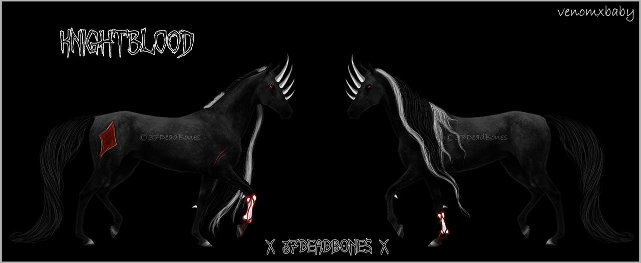 |KnightBlood|New Ref by 37DeadBones