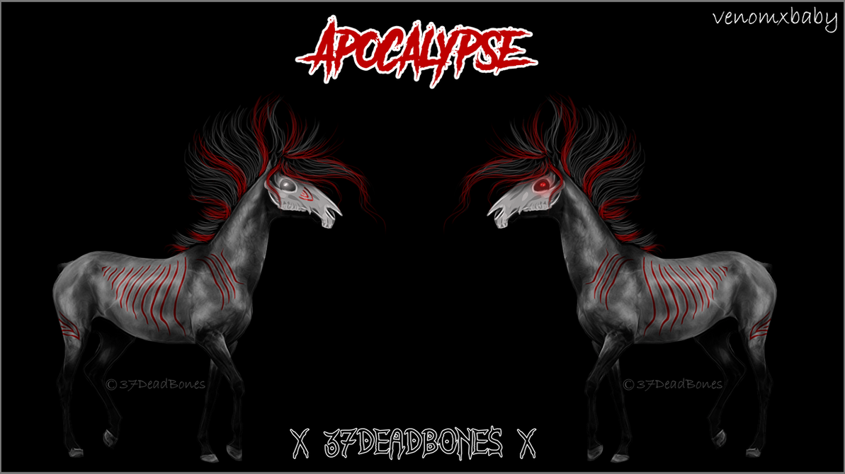 |Apocalypse|New Ref by 37DeadBones