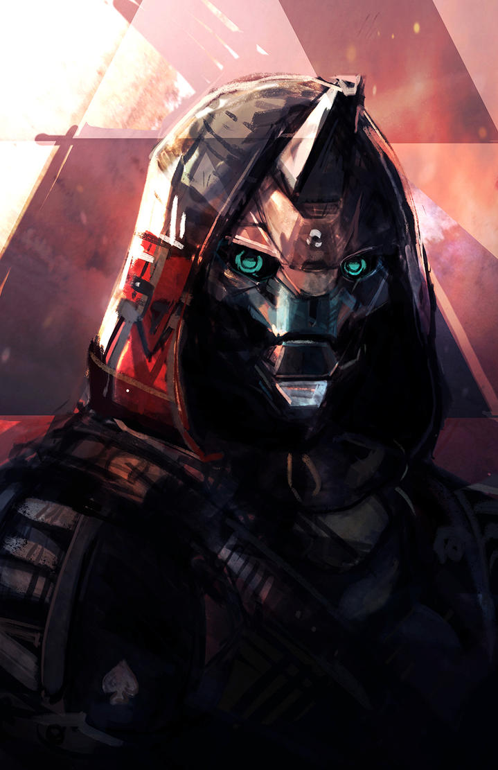 Cayde-6 by pahnts on DeviantArt