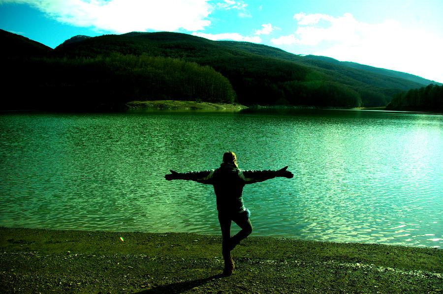Yoga by ErikaAlvarezCuervo
