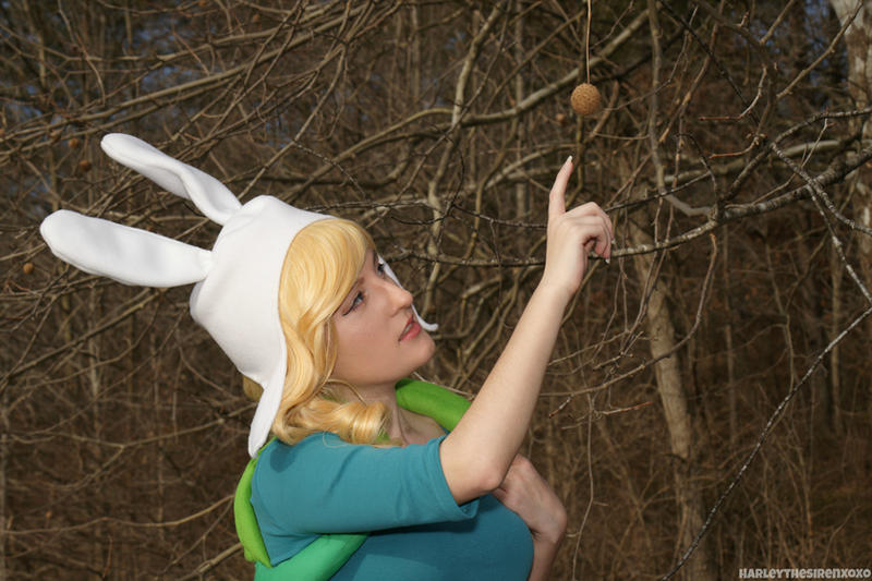 Fionna The Human:  What's This? by HarleyTheSirenxoxo