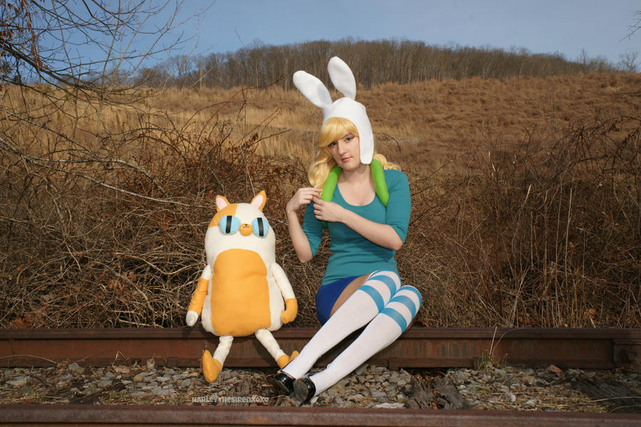 Fionna and Cake: Land of Aaa by HarleyTheSirenxoxo