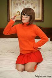 Velma Dinkley: Inspection by HarleyTheSirenxoxo