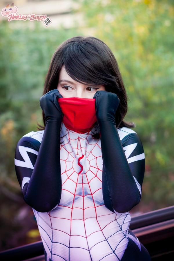 Silk: Game Face by HarleyTheSirenxoxo