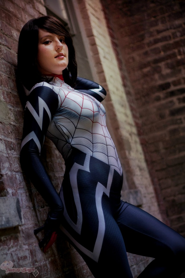 Silk: Sensational Superhero by HarleyTheSirenxoxo