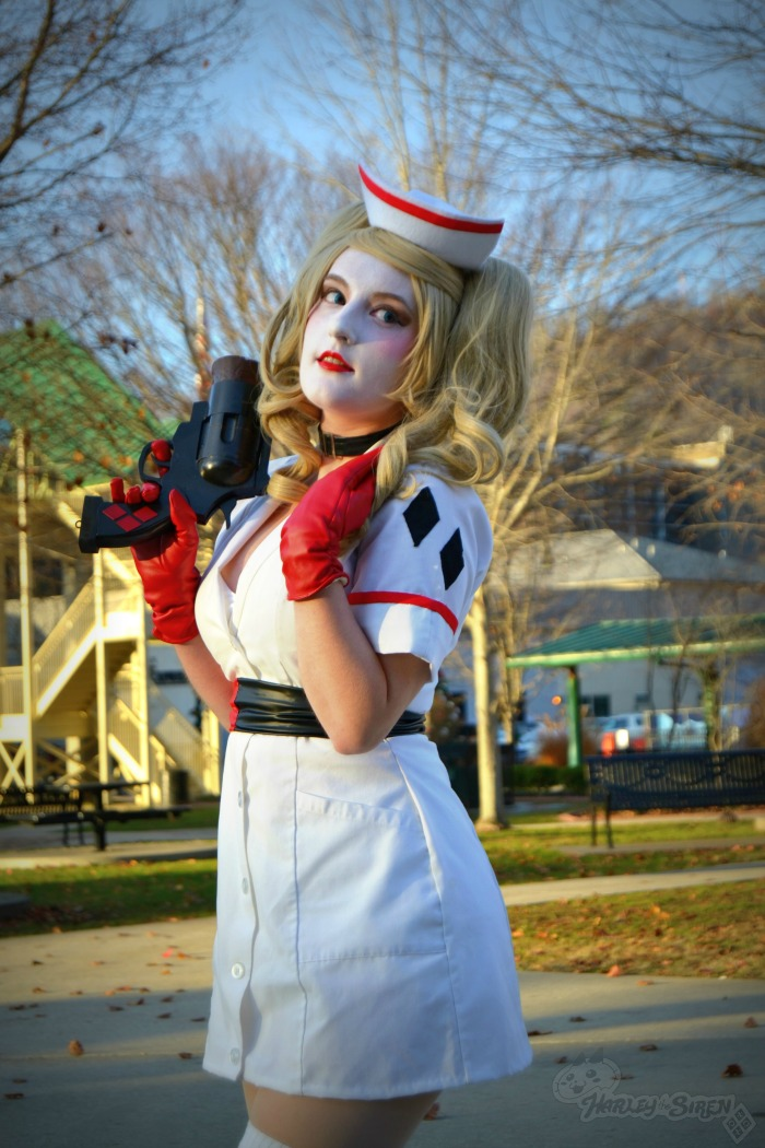 Harley Quinn: Madly in Love by HarleyTheSirenxoxo