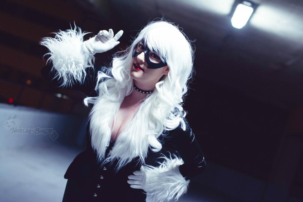 Black Cat: Bad Luck by HarleyTheSirenxoxo