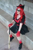 Bombshell Batwoman: Tough Day by HarleyTheSirenxoxo