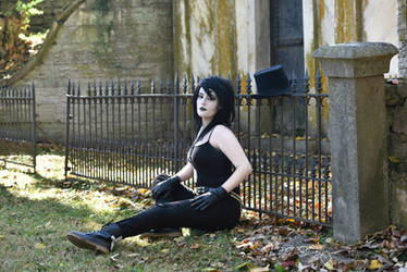Death: Time Moves Slowly by HarleyTheSirenxoxo