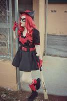 Bombshell Batwoman: We Can't Keep Running ... by HarleyTheSirenxoxo