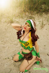 Savage Land Rogue: How Long Had She Been Here? by HarleyTheSirenxoxo