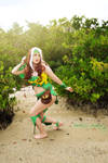 Savage Land Rogue: Never Give Up