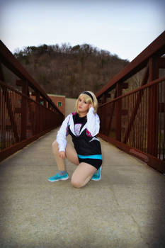 Spider-Gwen Casual: Day Off