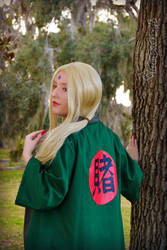 Tsunade: Just A Thought by HarleyTheSirenxoxo