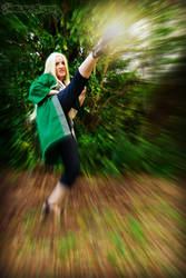 Tsunade: Heavenly Foot of Pain by HarleyTheSirenxoxo