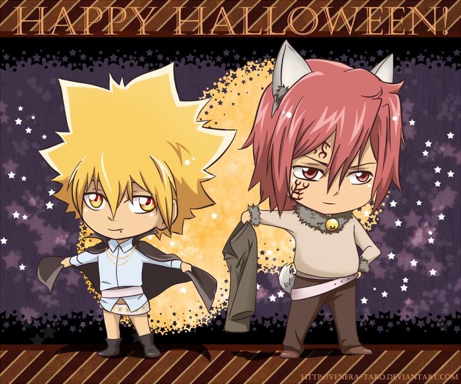 GG Halloween by Venera-Taro