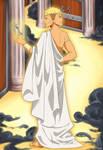 Iemitsu as Janus by Venera-Taro