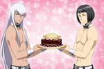 PPCom - HBD - Squalo and Genkishi by Venera-Taro