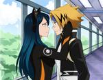 PPCom - BNHA - Denki and Hibiki