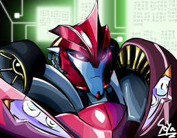Transformers Prime: Knockout by SoyaC