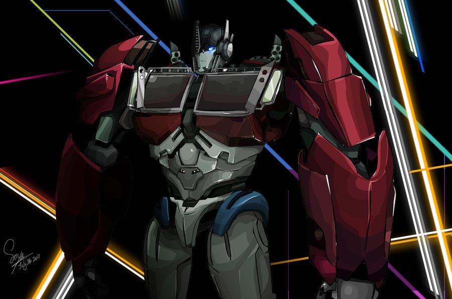 TFP: Optimus Prime by SoyaC