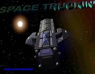 space truckin' by konchairkris