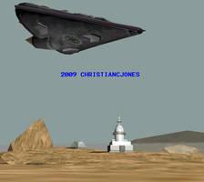 delta-v ship patrols  desert
