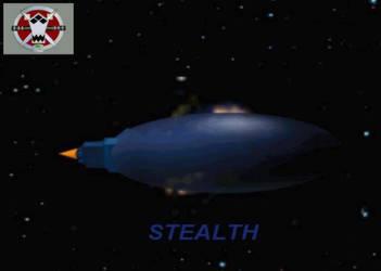 stealth merc ship still by konchairkris
