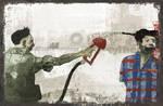 gas:  global war