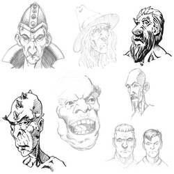 Faces2 by PlanetKhaos