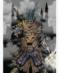 The Nameless King - Fan Art by PlanetKhaos