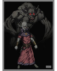 Deep Gnome Vampire