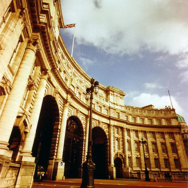 Admiralty Arch II by uin