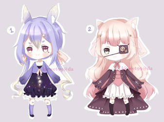 {Closed} Kemonomimi Adopts Auction by Kirwet99
