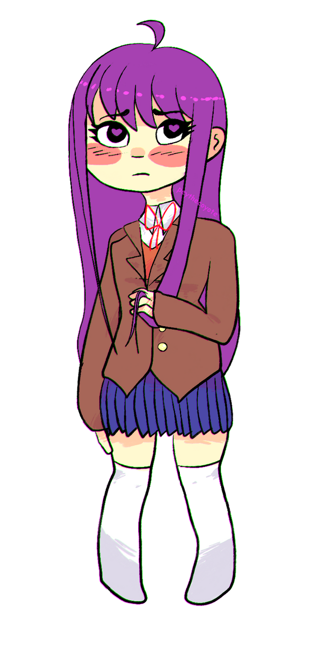 JUST YURI by peythecoyote