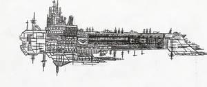 The Battleship Imaro