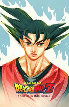 Son Goku from Dragon Ball Z