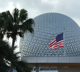Epcot by DisneyFangirl01