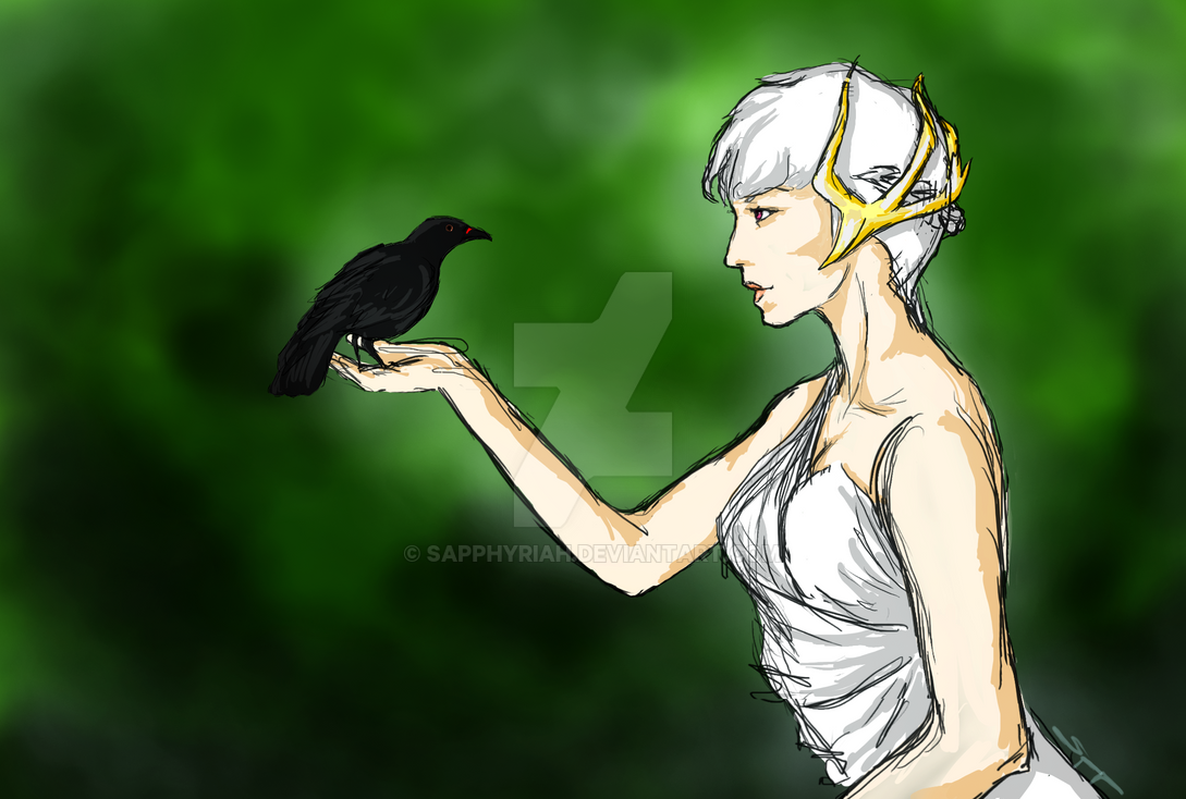 [C] - Goddess of Life by Sapphyriah