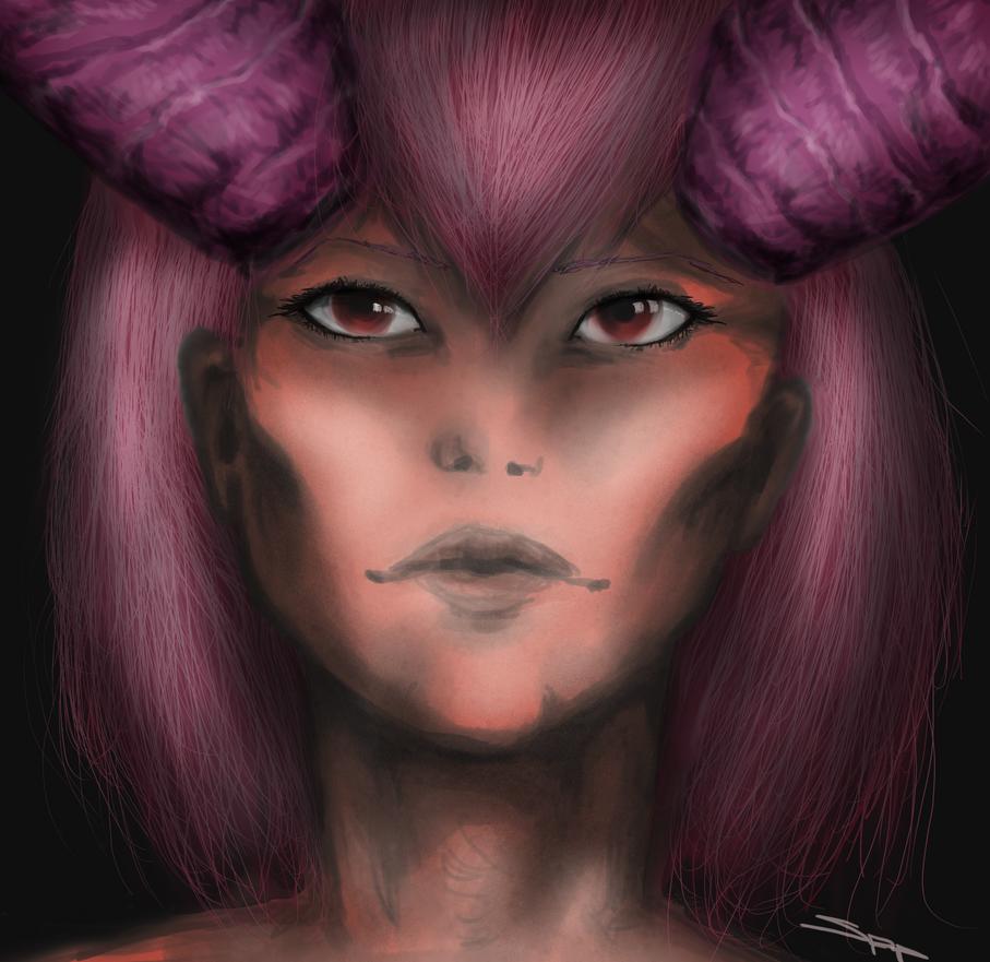 Pink by Sapphyriah