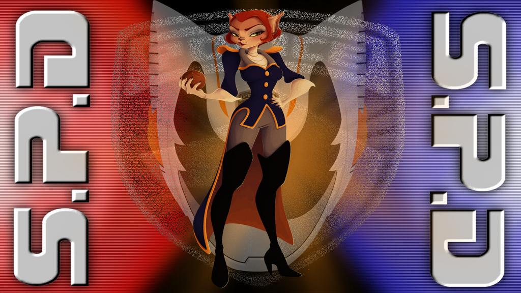 Amelia - kat SPD ranger by lex4785