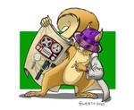 Secret Squirrel - Choose Your Arsenal