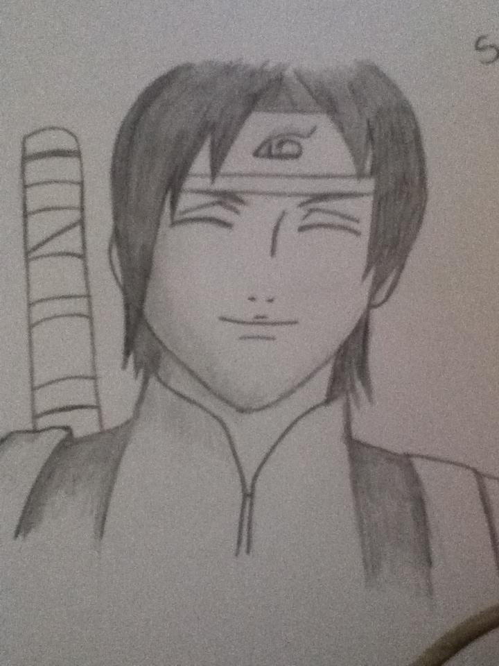 Sai (Naruto Shippuden) by NekoLuki